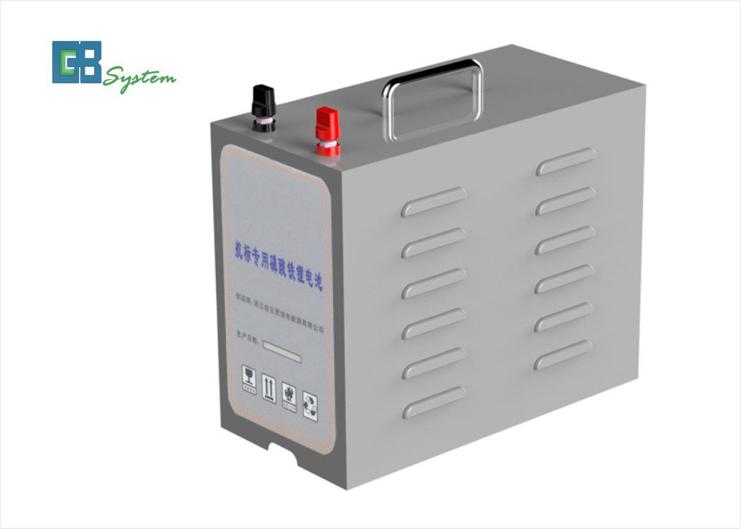 China High Stability Li Iron Phosphate Battery For Beacon Light / Energy Storage System factory