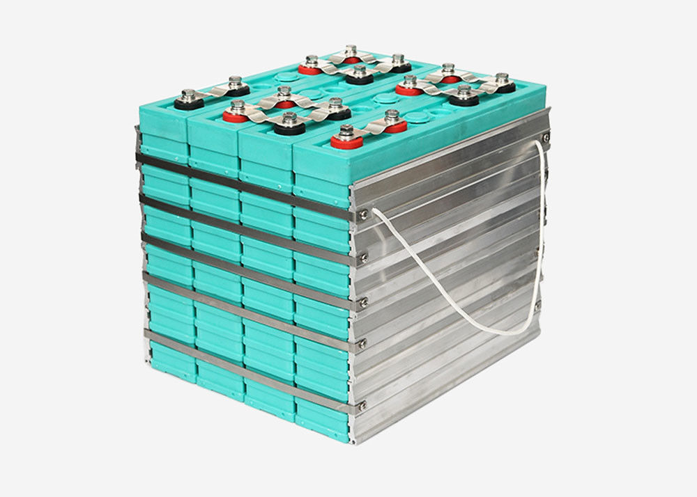 China Lithium Prismatic Lifepo4 Cells Battery Pack 12V 300Ah For Backup Power Storage factory