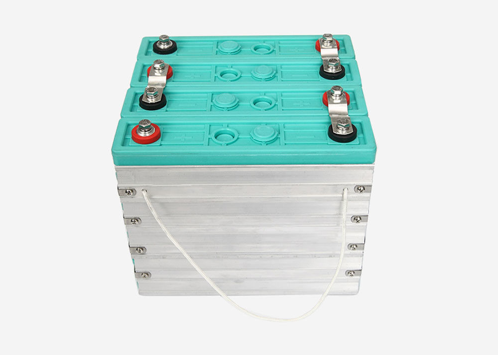 China Electric Forklift Lithium Iron Phosphate Rechargeable Battery 400Ah Deep Cycle factory