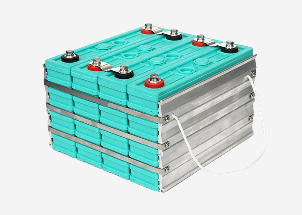 China Rechargeable Lifepo4 Solar Energy Storage Batteries 160Ah High Energy Density factory