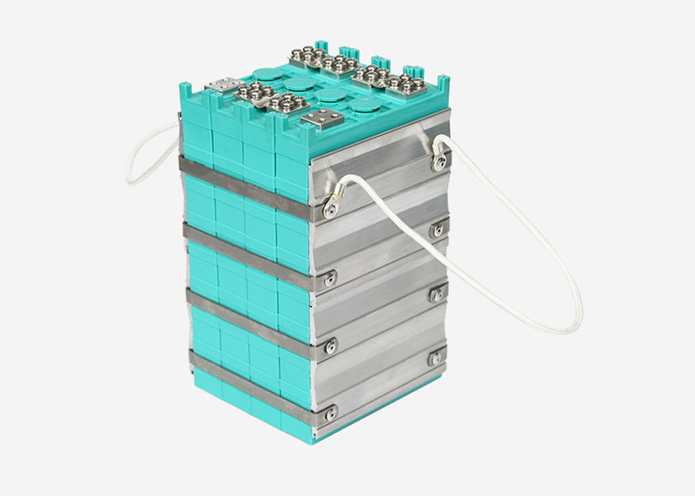 China Lithium Iron Phosphate AGV Battery 50Ah , Intelligent Robot Lifepo4 Battery factory