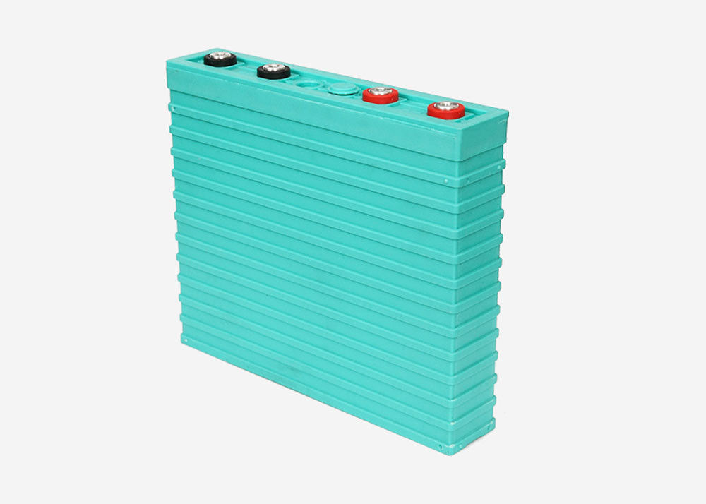 400ah Large Capacity Lithium Phosphate Rechargeable Battery High Safety Performance