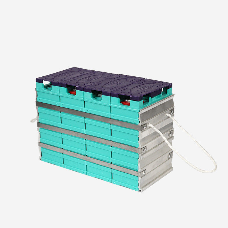 LFP 60Ah Lifepo4 Lithium Iron Phosphate Battery For Solar Lighting System